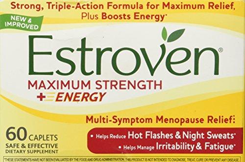Estroven Menopause Maximum Strength Capsules product image