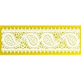 Paisley Lace Silicone Lace Mat by Chef Alan Tetreault
