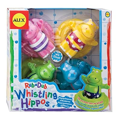 Alex Toys Whistling Hippos from Alex