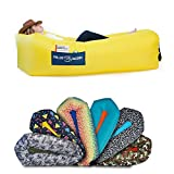 Chillbo Shwaggins Inflatable sofa Inflatable couch - Inflatable Lounger Ships fast! Best Air bag, Air Couch. Ideal festival accessories & camper accessories - For Camping OutDoors and Music Festivals!