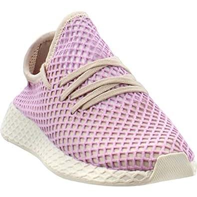adidas Womens B37600 Deerupt Runner Pink Size: 5.5
