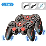 Best DualShock Control For PlayStations - A-SZCXTOP 1 Pair Wireless Dualshock Bluetooth Game Controller Review