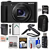 Sony Cyber-Shot DSC-HX99 4K Wi-Fi Digital Camera with 32GB Card + Battery +...