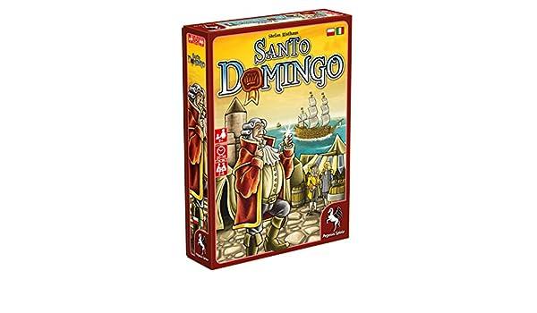 Pegasus Juegos 18145plit – Juego de Cartas Santo Domingo: Amazon.es: Juguetes y juegos