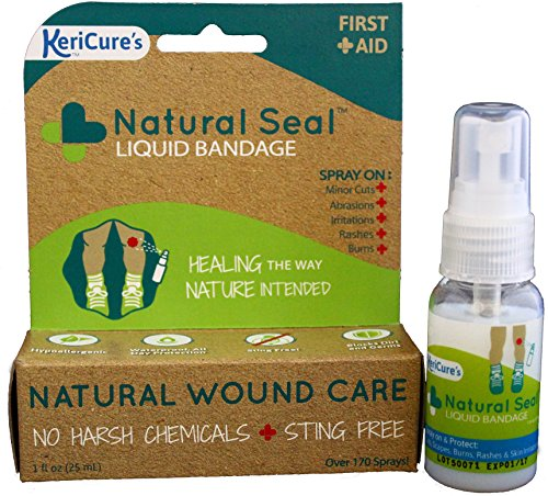 KeriCure Natural Seal Liquid Bandage