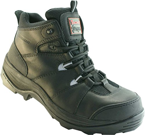 Tomcat Mens Peakmoor Waterproof Composite Safety Boot Black Mp1wRB1EK
