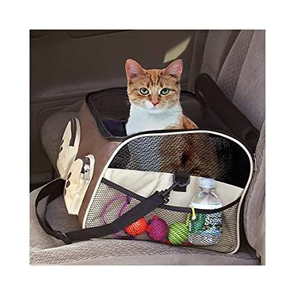 Etna Pet Store Booster Carrier Car Seat For Cats And Dogs