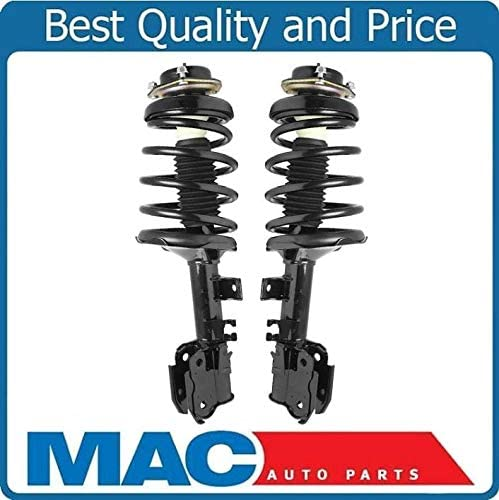 Mac Auto Parts 158547 Brand New Front Complete Struts For Nissan Pathfinder V6 02-04 4 Wheel Drive 4x4