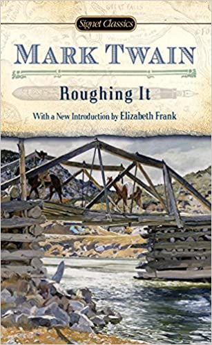 Image result for roughing it amazon
