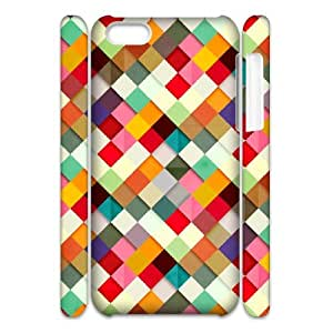 3D IPhone 5C Cases Pass this On, Doah, [White]
