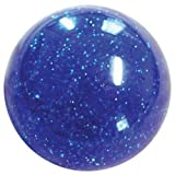 American Shifter 227 Old Skool Blue Sparkle Shift Knob with Metal Flakes