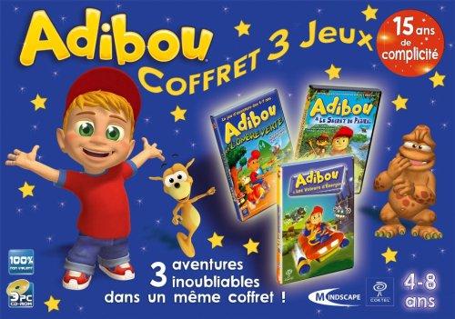 adibou et le secret de paziral gratuit