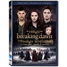 The Twilight Saga: Breaking Dawn - Part 2 / La saga Twilight : Révélation - Partie 2