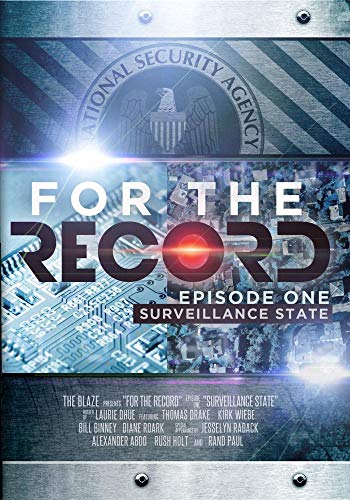 For the Record, Episode 1: Surveillance State (Government Records)