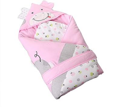 arrullo Manta de Bebe Recien Nacido Bebé Muselina Swaddle Manta Algodón niña Bebé Swaddle Wrap blanket cubierta de invierno cálido para 0-6 meses infantil: Amazon.es: Bricolaje y herramientas