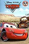 Pixar Disney club du livre 'Cars'