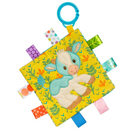- Taggies Crinkle Me Baby Toy, Casey Cow