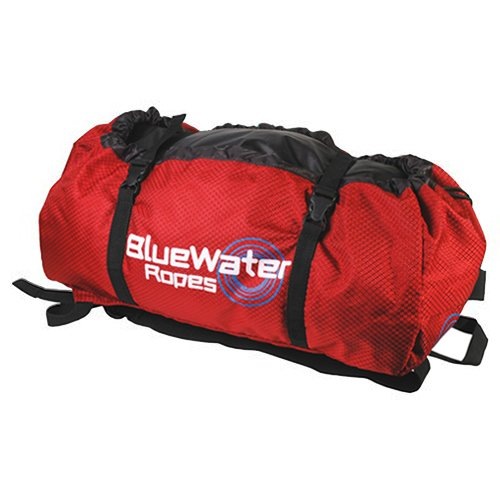 BlueWater Ropes Rope Backpack Red