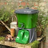 Plant Food Maker Composter (Makes 4 Litres from Food Scraps & Grass Cuttings!) Plus Dispenser
