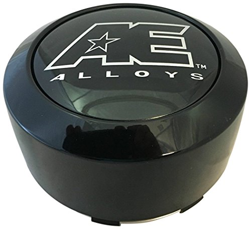 American Eagle Discounts - American Eagle AE Alloys 3302 AEWC Gloss Black Center Cap