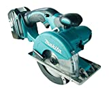 Makita BCS550 18-Volt LXT Lithium-Ion Cordless 5-3/8-Inch Metal Cutting Saw Kit (Discontinued by Manufacturer)