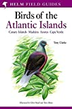 A Field Guide to the Birds of the Atlantic Islands: Canary Islands, Madeira, Azores, Cape Verde (Helm Field Guides)