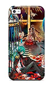 [RZNCbzx4143EICkc]premium Phone Case For Iphone 5c/ Vocaloid Tpu Case Cover