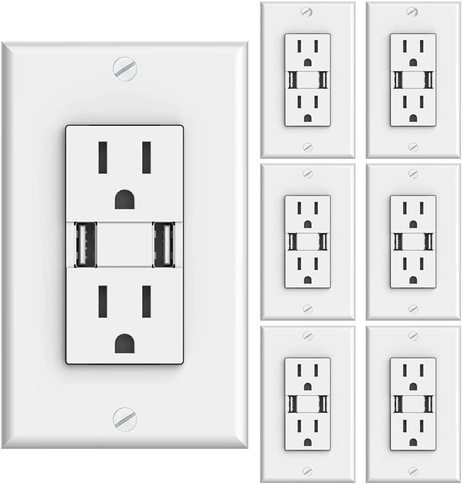 Best Multi-Port USB Wall Chargers