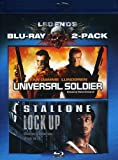 Universal Soldier / Lock Up (Two-Disc Double Feature) [Blu-ray]