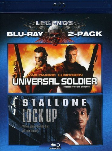 Universal Soldier / Lock Up (Two-Disc Double Feature) [Blu-ray] from LIONS GATE HOME ENT.