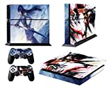 EBTY-Dreams Inc. – Sony Playstation 4 (PS4) – Kill la Kill Anime Girl Satsuki Ryuuko Matoi Vinyl Skin Sticker Decal Protector Review