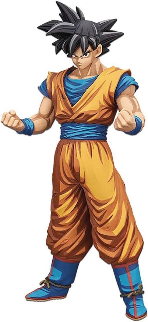 Free New DBZ Dragon Ball Z Manga Dimensions MSP The Son Goku 27cm Collect Figure