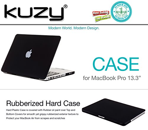 Kuzy - Plastic Case for Older MacBook Pro 13.3