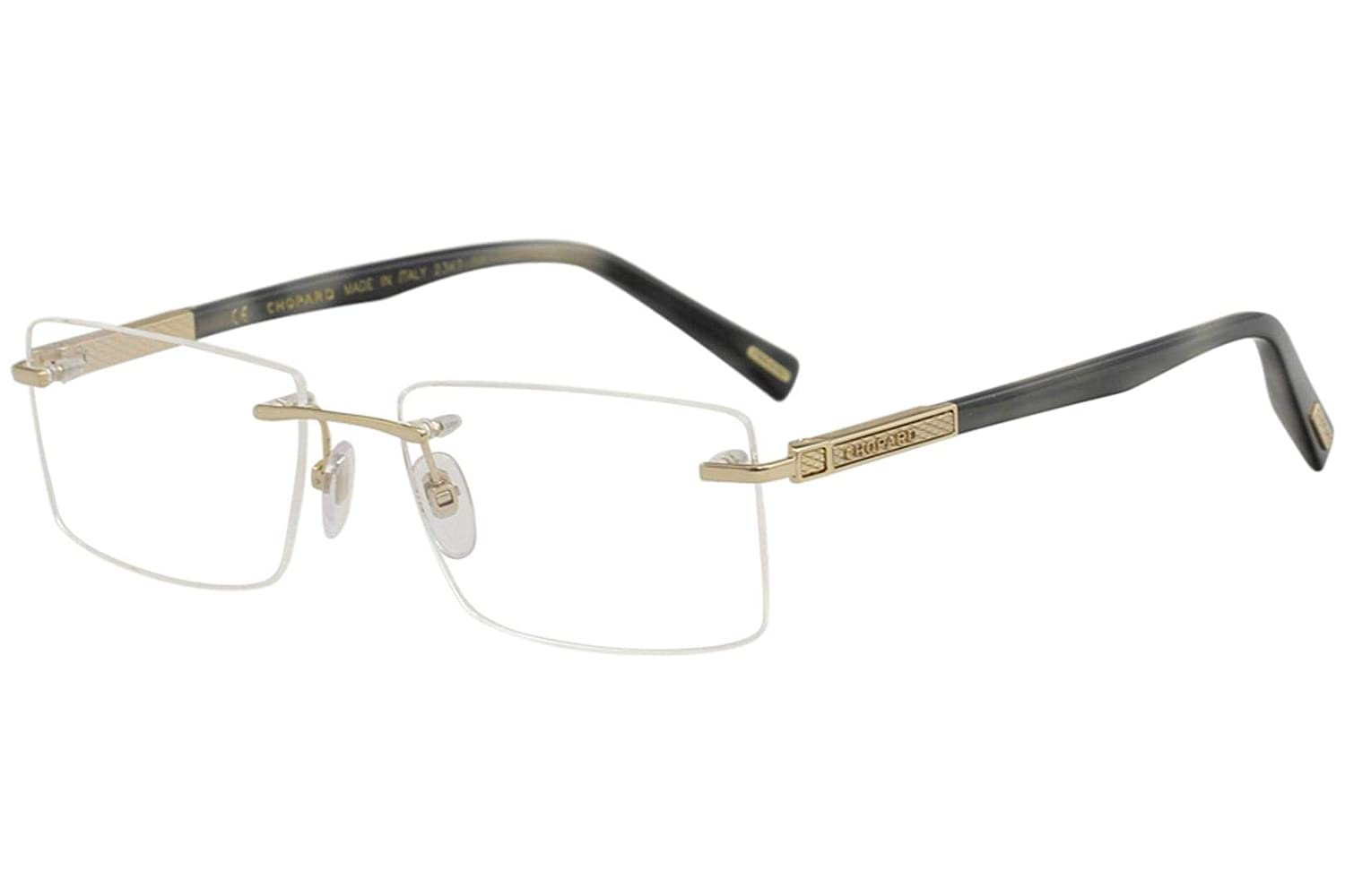 c0660f7d40 Eyeglasses Chopard VCHB 963 Gold 0700 at Amazon Men s Clothing store