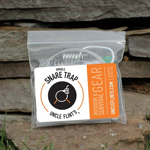 Uncle Flint's Small Snare Trap from Uncle Flint's Outdoor and Survival Gear