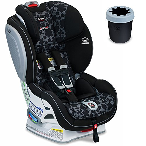 Britax USA Advocate ClickTight Convertible Car Seat with Child Cup Holder, Kate