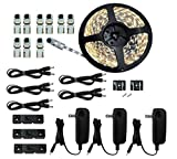 Inspired LED - Light Strip - Cut and Connect Kit - Super Bright Cool White 6000K - 39.5 ft / 12M - Strip Lighting LED - Dimmable led