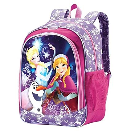 fc4931fec4b Amazon.com   American Tourister Disney Frozen Backpack   Everything Else