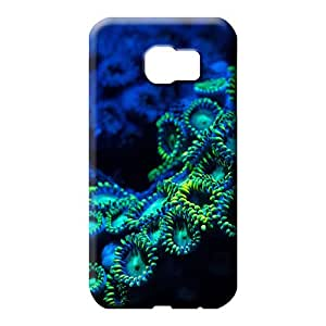 samsung galaxy s6 edge Sanp On Protector High Grade cell phone carrying covers zoanthids coral