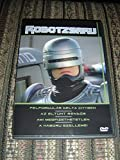 Robotzsaru 2 / Robocop 4 Episodes 1994 TV Series / ENGLISH & Hungarian Sound / Hungarian Subtitles [European DVD Region 2 PAL] Trouble in Delta City