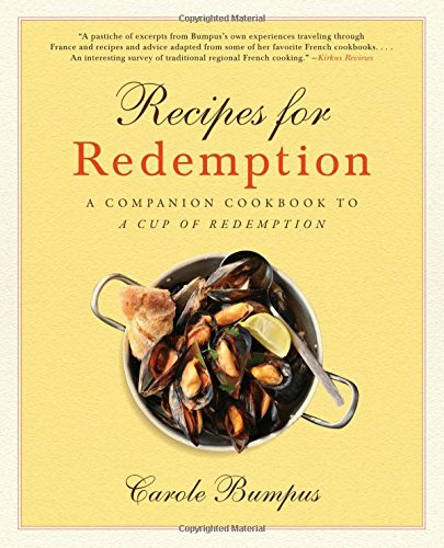Recipes Redemption Companion Cookbook Cup