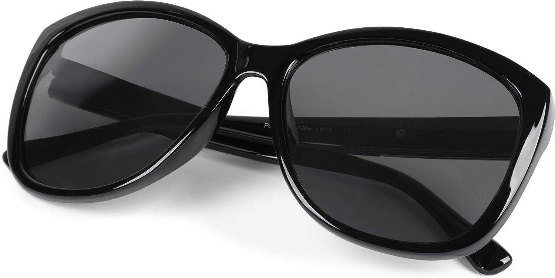 lenti ovali in policarbonato e montatura in plastica stile retro 09020099 styleBREAKER Occhiali da sole oversize da donna con dettaglio in metallo sulle aste