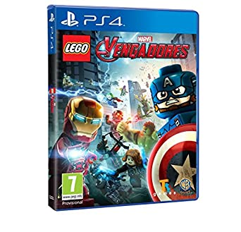 Lego Vengadores Playstation 4 Amazon Es Videojuegos