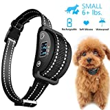 Paipaitek 2018 New Upgraded Dog Bark Collar and Anti-Barking with 5 Levels Automatic No Bark Collar for Small Medium Large Dogs Rechargeable Stop Bark (Black) For Sale
