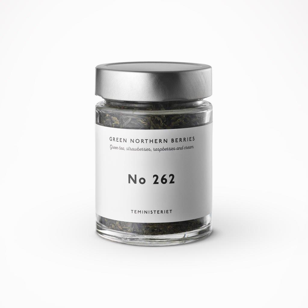 teministeriet tm-262/Northern Beeren losen Tee Jar gr/ün