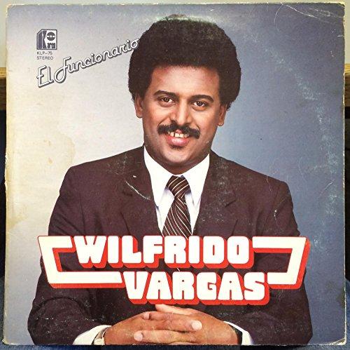 Wilfrido Vargas - Wilfrido Vargas El Funcionario Vinyl Record - Zortam Music