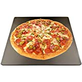 Checkered Chef Pizza Steel - Steel Pizza Stone - For Baking Perfect Pizza In Your Home