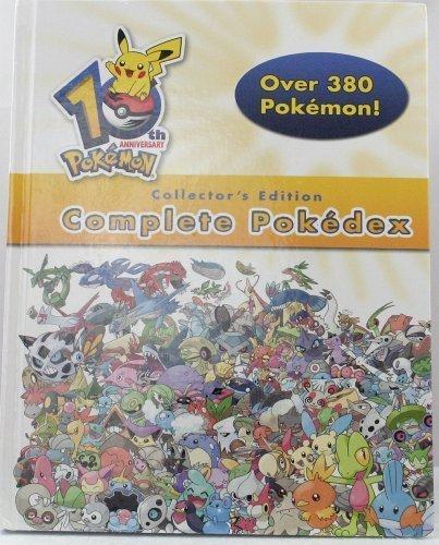 Pokemon 10th Anniversary Complete Pokedex Collector's Edition