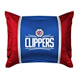 NBA Los Angeles Clippers Sidelines Shams, Standard, Bright Blue