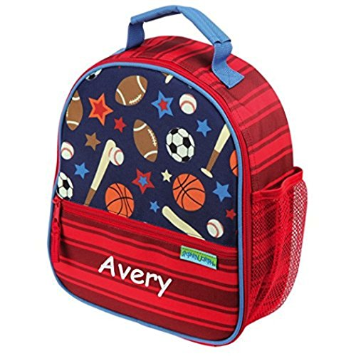 (Personalized Trendsetter Lunch Box (Sports))